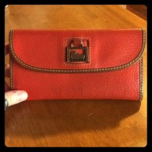 Authentic Dooney and Bourke wallet
